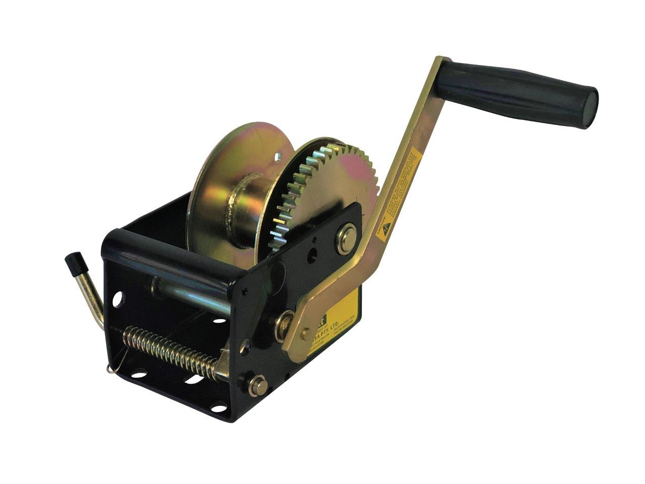 WINCH 3:1 WITHOUT CABLE