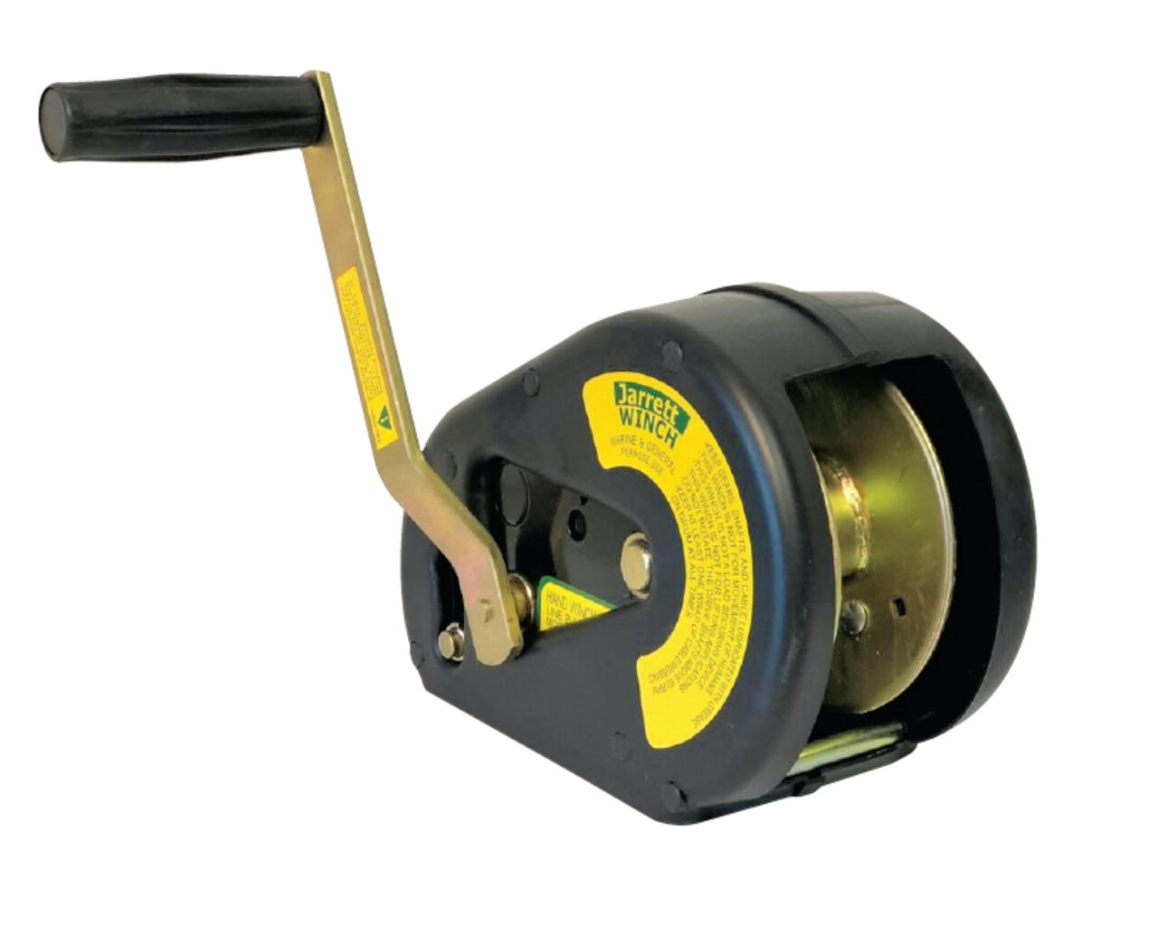 WINCH 3:1 WITHOUT CABLE WITH COVER