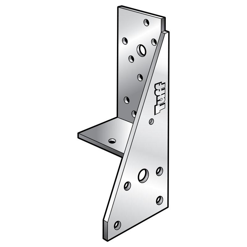 TRIPLE LOCK LH - STAINLESS STEEL
