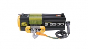 WINCH ELECTRIC SUPERWINCH S 5500 12Volts