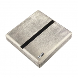 BOLT ON T-BLADE 150 COVER 316 STAINLESS STEEL