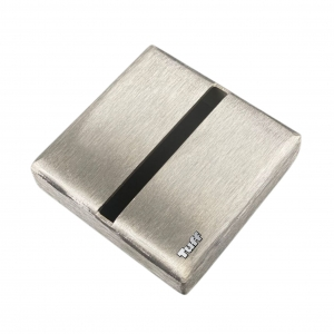BOLT ON T-BLADE 90 COVER 316 STAINLESS STEEL