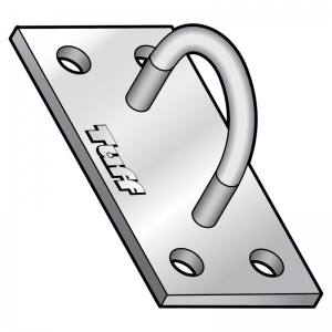 D-ANCHOR BRACKET 100X4 HOLES