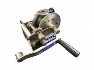 BOAT TRAILER WINCH STAINLESS STEEL 316 - 10:1 / 5:1 / 1:1 RATIO 3 SPEED CAPACITY