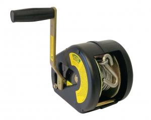 WINCH 3:1 CABLE 'S' HOOK WITH COVER