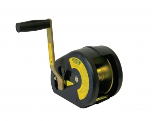 WINCH 5:1 WITHOUT CABLE WITH COVER