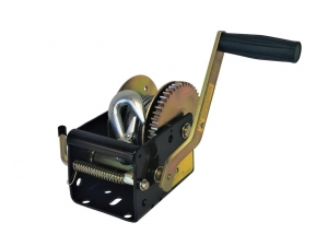 WINCH 5:1 H/D CABLE WITH SNAP HOOK