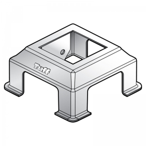 COLONIAL SLIDER SURROUND BASE ONLY 100MM