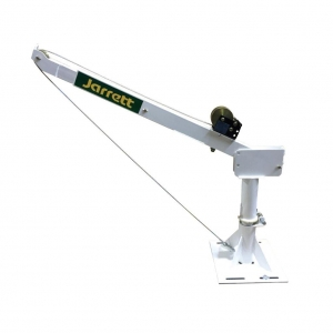 300KG CRANE WHITE WITH ROPE