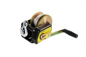 3:1 BRAKE WINCH WITH CABLE