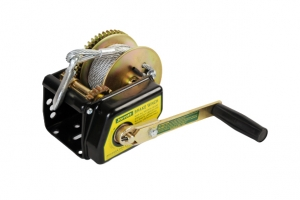 10:1 BRAKE WINCH WITH CABLE