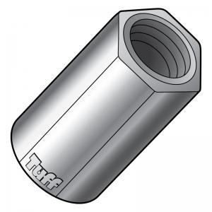 M12 COUPLER ZINC PLATED