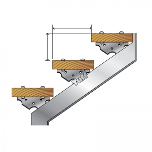 CUSTOM STAIR STRINGER - Please refer remarks for more details