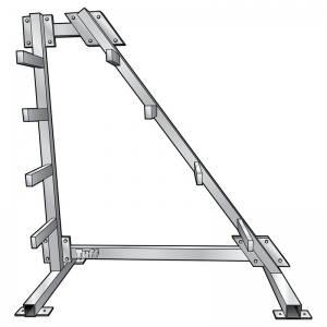 STAIR STRINGER HOLDING RACK MINI A