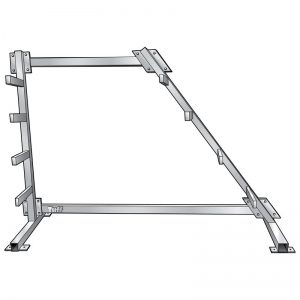 STAIR STRINGER HOLDING RACK MINI B