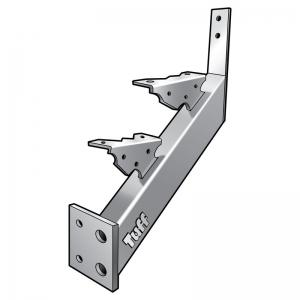 STAIR STRINGER LANDING-TO-LANDING - 2 STEP